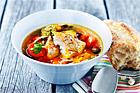 Fisksoppa minestrone - recept