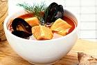 Mustig laxsoppa - recept