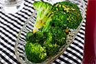 Broccoli med citrusdressing - recept