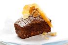 Morotskaka med valnötter - recept