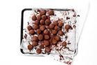 Chokladtryffel med nougat - recept