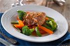 Ört- och svartpepparkryddad kycklingfilé - recept