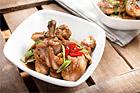 Feng zhua, bräserad kyckling i ostronsås - recept