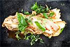 Kimchi, koreansk bancha (tillbehör) - recept