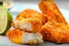 Fisknuggets, friterad panerad fisk - recept