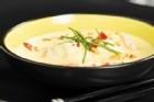 Asiatisk fisksoppa med matkorn - recept