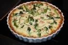 Broccoli- och skinkpaj - recept