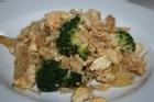 Variant på fried rice och kyckling - recept