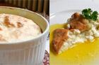 Matsufflé grundrecept - fisksufflé, skaldjurssufflé eller köttsufflé - recept