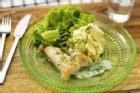Fisk med limesås - recept