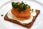Friterade torskkinder - recept