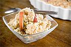 Smulpajsdeg - Pâte crumble - recept