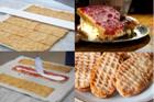 Blixtsmördeg, pâte demi-feuilletée, flaky pastry, amerikansk smördeg - recept