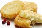Hemlagade potatisbullar, potatiskaka - recept