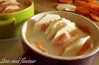 Sauce Crème, vit grundsås med grädde - recept