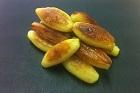 Pommes de Terre Château - råstekt formad potatis - recept