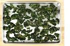 Grönkålschips - recept