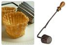 Klassiska friterade krustadskal av frityrsmet - recept