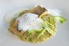 Parmesanskum (skumsås) - recept