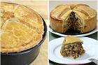 Timballo di pasta, siciliansk pastatårta - recept