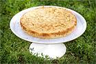 Toscakaka, klassisk tårta med mandeltäcke - recept