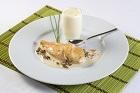 Suprêmes de volaille à brun, såterad/stekt kycklingfilé - recept