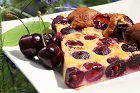 Clafoutis, fransk fruktpannkaka i ugn - recept