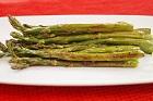 Stekt grön sparris - recept