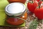 Coulis de tomates provençale, tjock sås av färska tomater med medelhavskänsla - recept