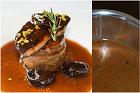 Sauce Perigord/Périgueux, elegant mörk madeirasås med tryffel - recept