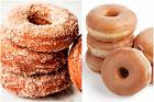 Donuts, doughnuts, munkar, flottyrkransar - grundrecept - recept