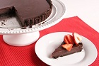 Ganachetårta, chokladtårta - recept