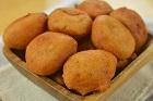 Akara, nigeriansk fritterad bönmos - recept