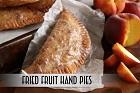 Friterad fruktpaj - recept