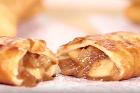 Friterad äppelpaj modell McDonald´s - recept