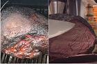 Smoked roast beef - rökt nötstek (innanlår, fransyska, ytterlår) - recept