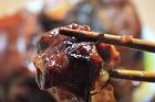 Bräserad fläsklägg med asiatisk touch - recept