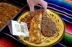 Beef enchiladas av nötfärs } - recept