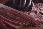 Rimmad, rökt pastrami - recept