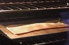 Matza, judiskt hårt tunnbröd av vetemjöl - recept