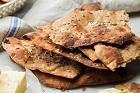 Rågknäcke av fint råg- och dinkelmjöl, med fänkål och dill - recept