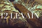 Mörkt levainbröd utan fördeg  - recept