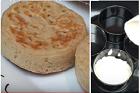 Crumpets, engelska pannkaksbröd - recept