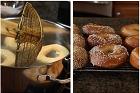 Klassiska bagels, vitt kokt ringbröd - recept