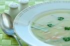 Potage Julienne Darblay, klassisk fransk fin grönsakssoppa - recept