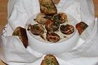 Escargots de bourgogne (à l´ail), vitlökssniglar - recept