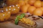 Enkel apelsinmarmelad med hela skal - recept