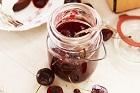 Körsbärssylt - recept