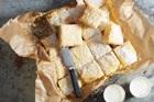 Silverkaka, sockerkaka på äggvitor - recept