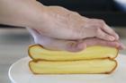 Sponge Cake, Gateau éponge (tvättsvamspskaka) - elastisk sockerkaka - recept